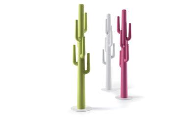 Lapsus Cactus appendiabiti_Arredo colorato in polietilene_R.G.Manifatture