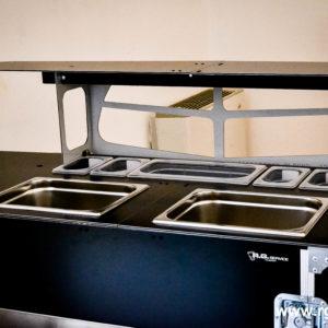 Workstation Trolley bar_bancone bar_piano lavoro_personalizzabile_R.G.Manifatture_noleggio