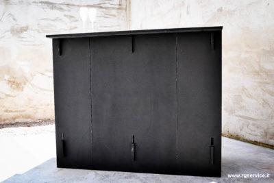 Wood set bar_bancone bar in legno_chiuso_fronte personalizzabile_R.G.Manifatture_vendita online e noleggio