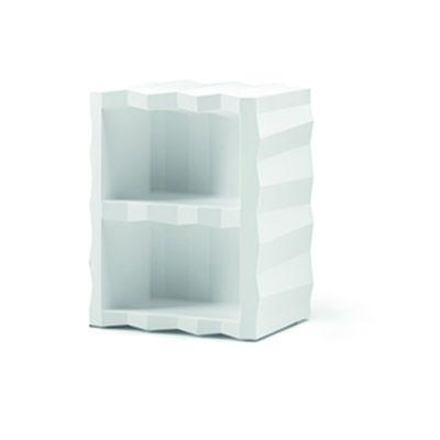 "Display porta bottiglie ""Frozen""_polietilene luminoso_modulare_R.G.Manfiatture_vendita online"