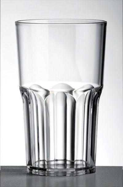 Bicchiere Maxi in SAN_trasparente_bicchiere infrangibile_R.G.Manifatture_vendita online