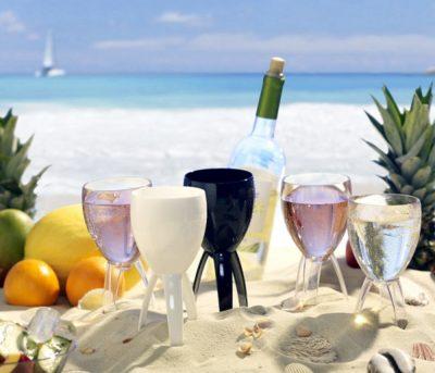 Bicchieri Tris_Bicchieri infrangibili_R.G.Manifatture