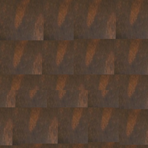 Colore Golden Rust