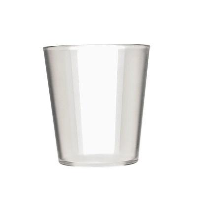Tumbler trasparente_300cc_bicchieri infrangibili_R.G.Manifatture