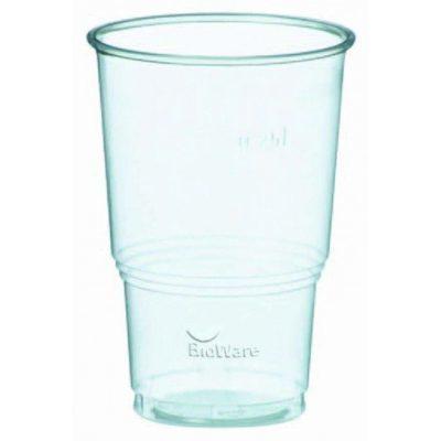 Bicchieri monouso e biodegradabili