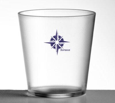 bicchieri per barche