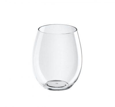 Bicchieri per acqua infrangibili